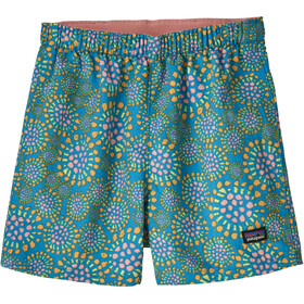 Patagonia Baggies Short Enfant, tencel bloom/joya blue